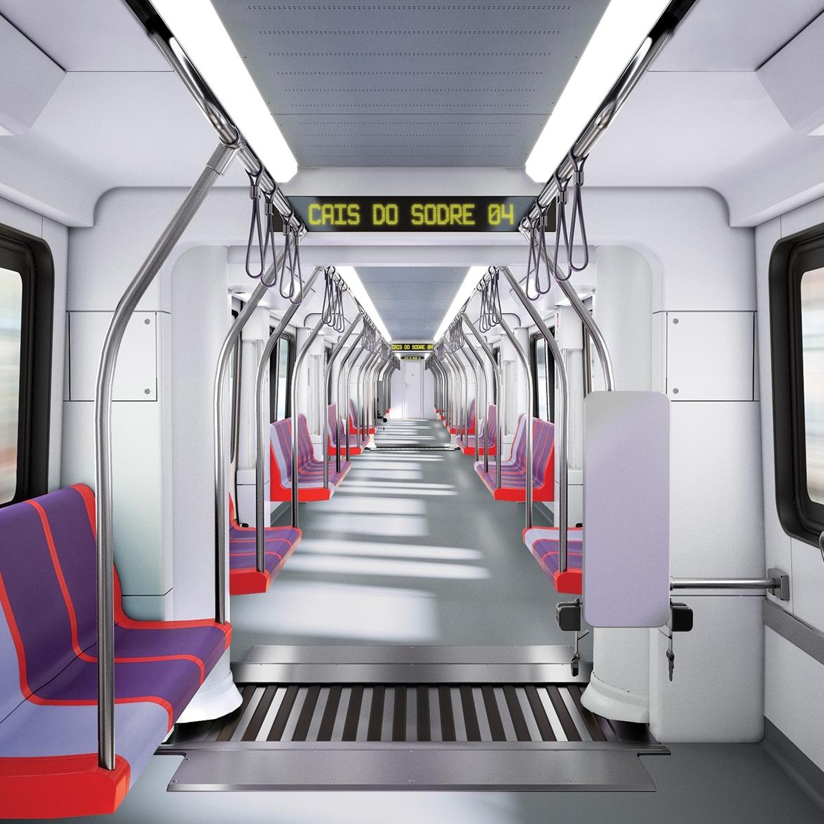 Metropolitano de Lisboa assina contrato para a modernização da rede