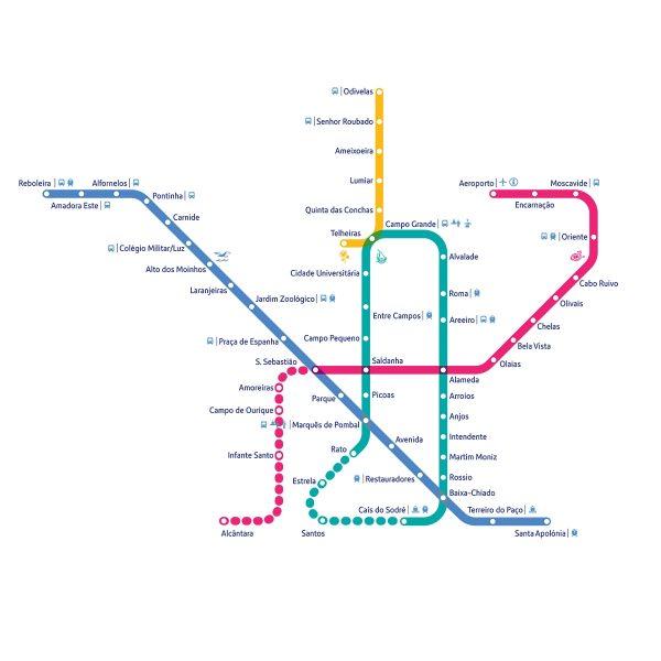 Prolongamento da Linha Vermelha inclui construção de quatro novas estações