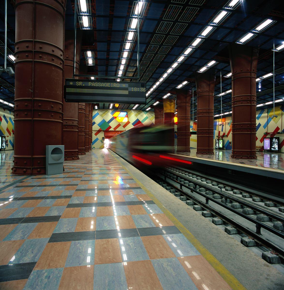 Como será o Metro de Lisboa em 2024?