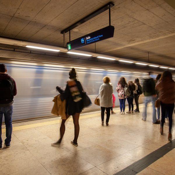 Linha circular permitirá a redução de 18,8 milhões de utilizadores de transporte privado em Lisboa