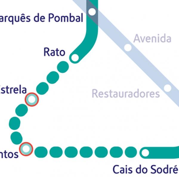 Conheça as novas estações da linha circular: Estrela e Santos